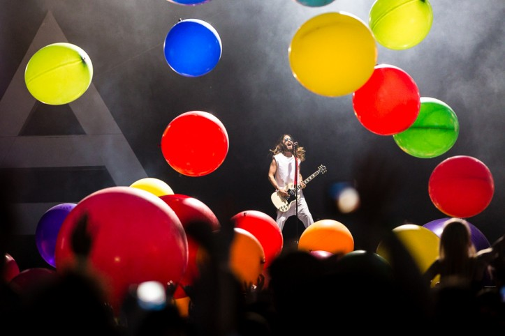 Thirty Seconds To Mars - Romexpo, Bucuresti, 2014